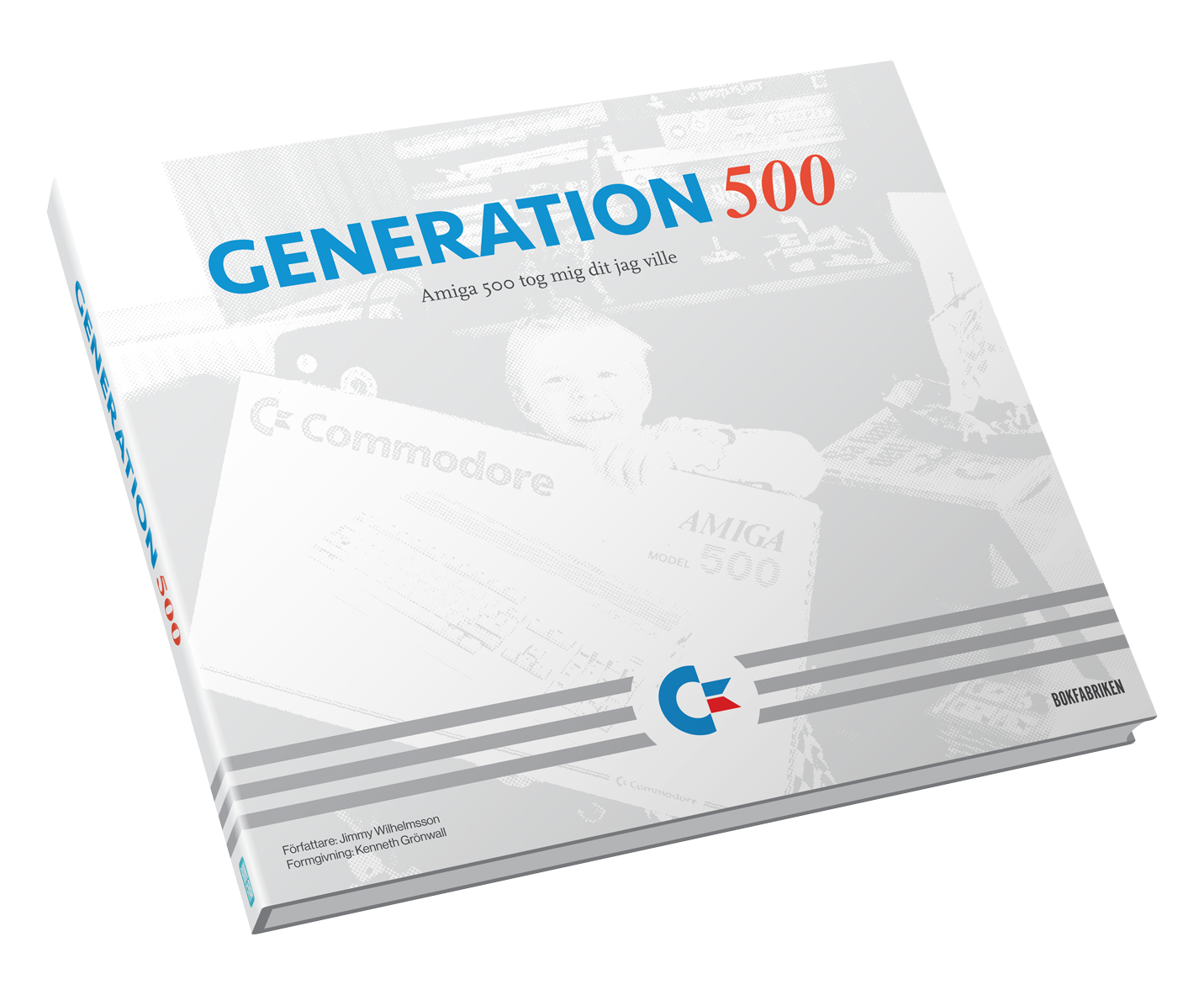 Generation 500, the book