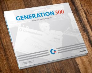 Första smakprovet ur Generation 500