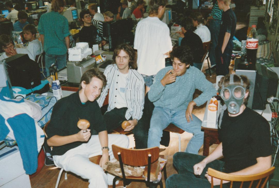 Furulund 1989. Foto: Anders Berkeman